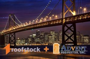 Advent Partners with Roofstock.com