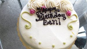 Happy Birthday to Ben!