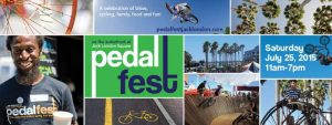 Pedelfest 2015! Saturday, July 25th 11am-7pm Jack London Square!