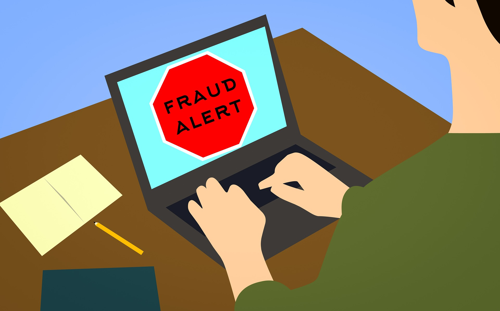 4 Red Flags That Identify Stimulus Check Scammers